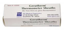 THERMOMETER SHEATHS NON MERCURY